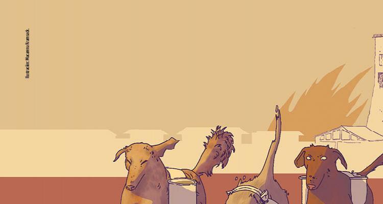 imagen Somos los perreros del lugar